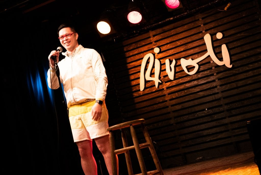 What Up! What Up! Toronto Standup Stand Up Comedy Comedian Rivoli Vong Show Elvira Kurt Ted Morris Martha Chaves Brandon Ash-Mohammed Robert Watson Paul Hutcheson Christophe Davidson Ron Josol